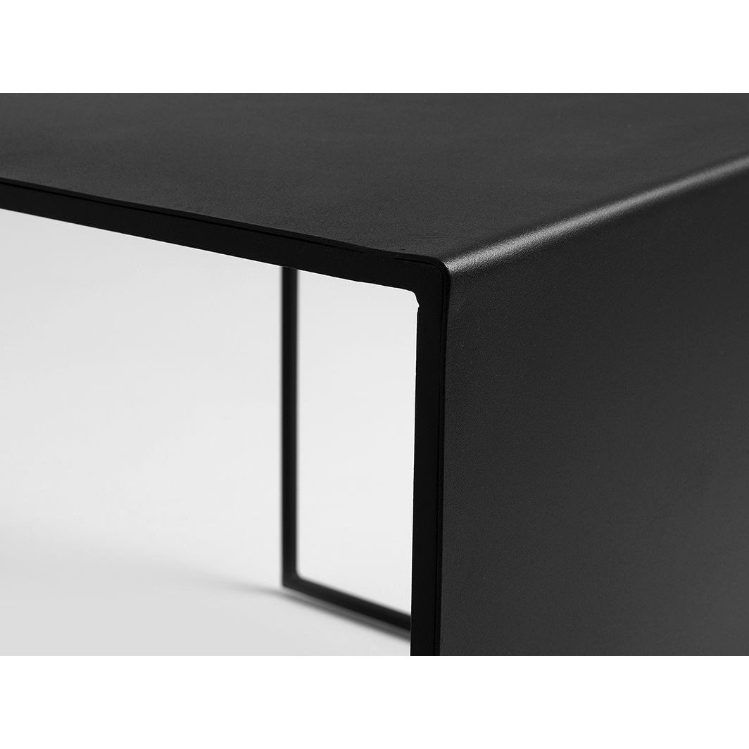 Coffee Table 2WALL 50 x 50 cm | Black