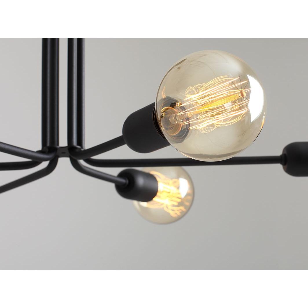 Pendant Lamp Vanwerk 41   Black