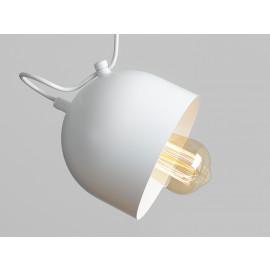 Pendant Lamp Popo 1   White
