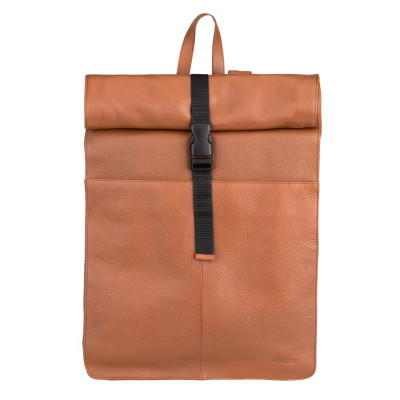 Backpack Savage Natural Grained   Cognac