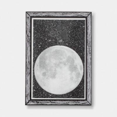 Art Print Mond