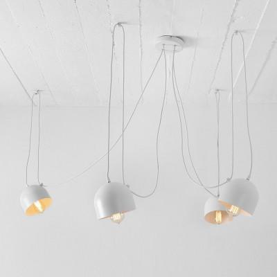 Pendant Lamp Popo 4 | White