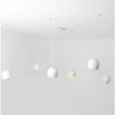 Pendant Lamp Popo 6 | White