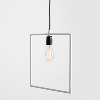 Pendant Lamp Quado | White