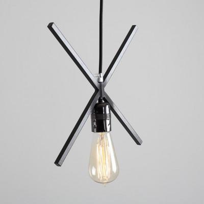 Pendant Lamp Xlamp | Black