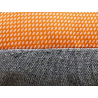 Esperanza-Kissen orange/blau
