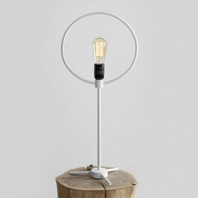 Table Lamp Bullet | White