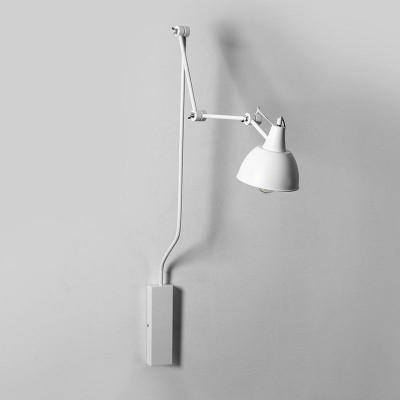 Wandleuchte Coben | Weiß