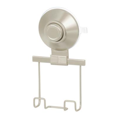 Rasiermesserhalter mit Saugnapf und Push-Lock   Beige