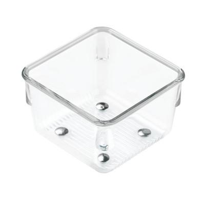 Schubladen-Organizer 8 x 8 x 5 cm | Durchsichtig