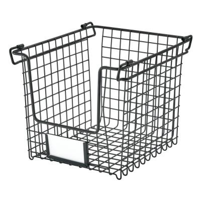 Aufbewahrungsbox Klein | Schwarz