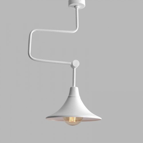 Suspension Lamp Miller | White