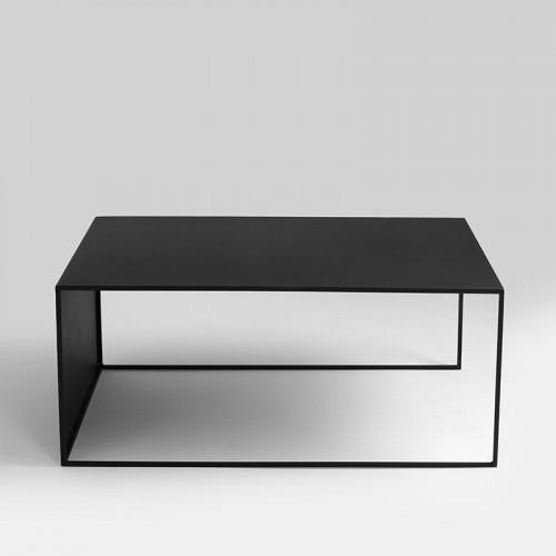 Couchtisch 2WALL 100 x 60 cm | Schwarz