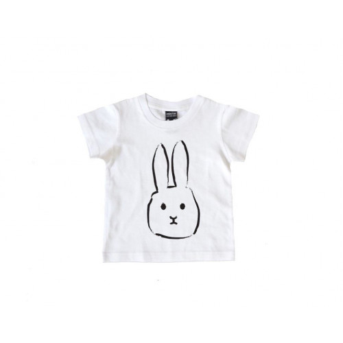 T-shirt Flap   White