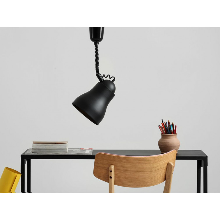 Pendant Lamp Globo | Black
