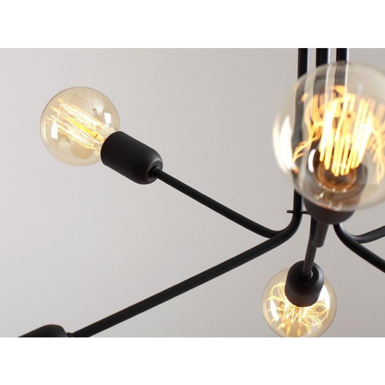 Pendant Lamp Vanwerk 51 | Black
