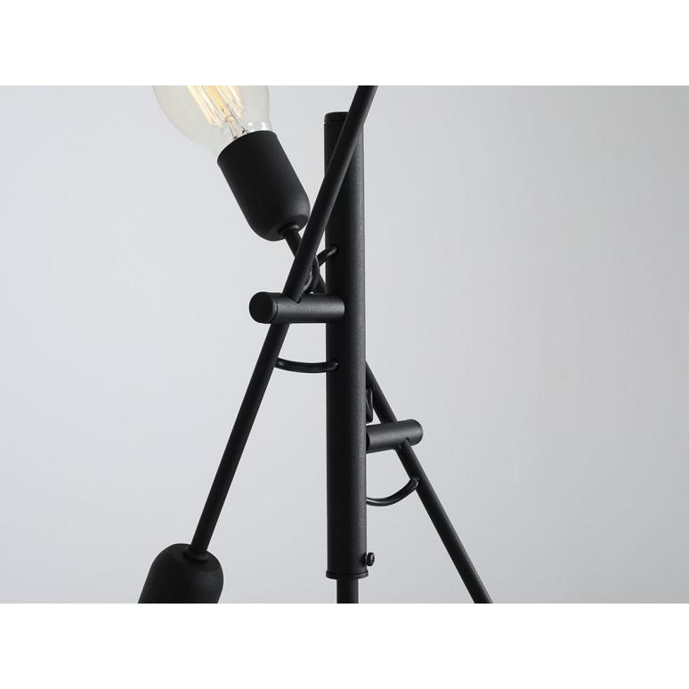 Stehleuchte Twigo 2 | Schwarz