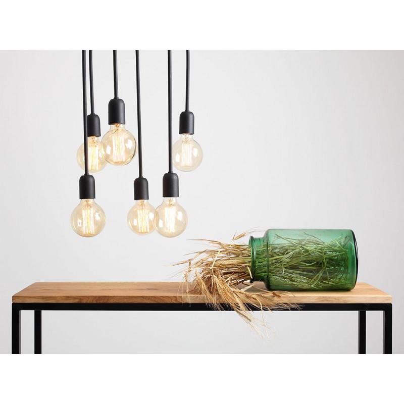 Pendant Lamp Vanwerk Tall | Black
