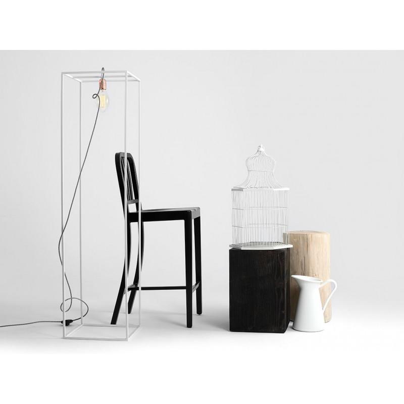 Floor Lamp Metric S | White