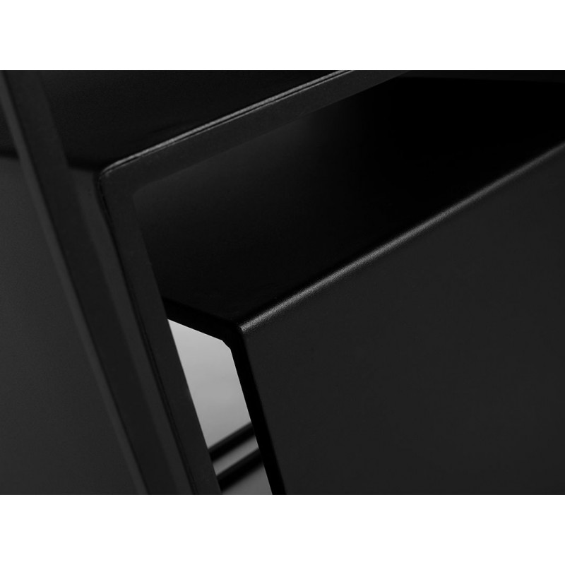 Coffee Tables 2WALL Trio Set of 3 | Black