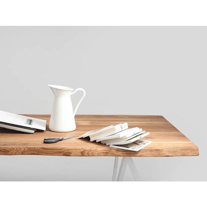 Dining Table Sherwood | Oak, White