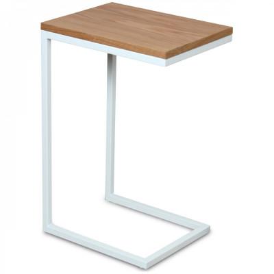 Sofa-Tisch | Weiß