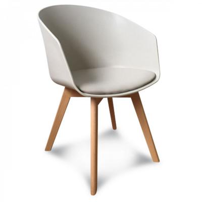 Scandi Armchair | Taupe