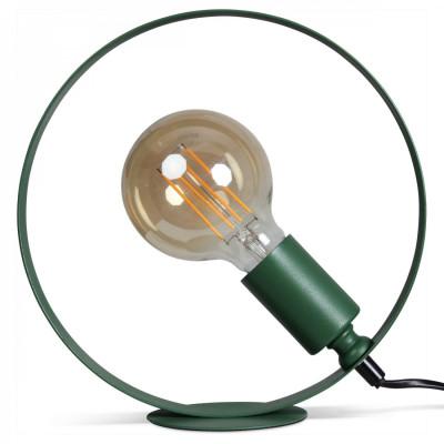 Lamp Cercle Metal | Green