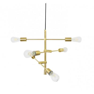 Pendant Lamp Balancier | Satin Brass