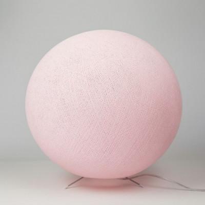 Standing Lamp   Light Pink