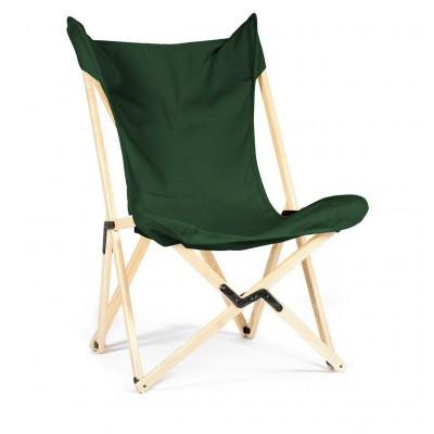 Tripolina Lounge Chair | Dunkelgrün