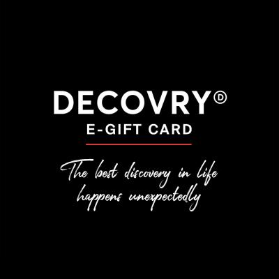 Elektronische Geschenkkarte DECOVRY