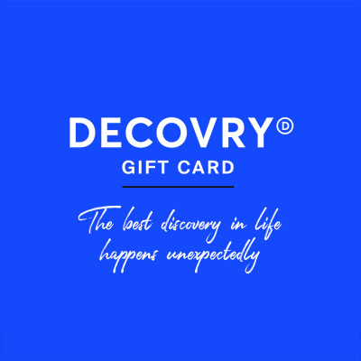 DECOVRY Printed Gift Card