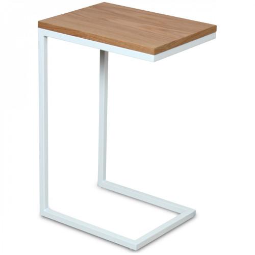 Sofa Table   White