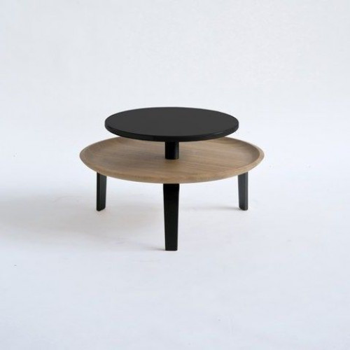 Small Secreto Coffee Table   Black