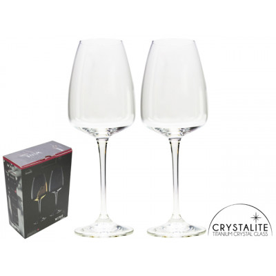 2er-Set Wein-Gläser Crystalite