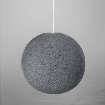 Pendant Lamp   Mid Grey