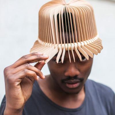 Innovative Kopfbedeckung   Fidel Light