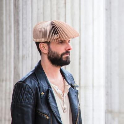 Innovative Kopfbedeckung   Corleone Light