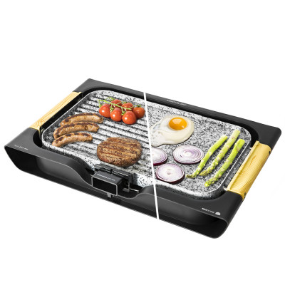 Electric Grill Rock & Water 3000 Twin