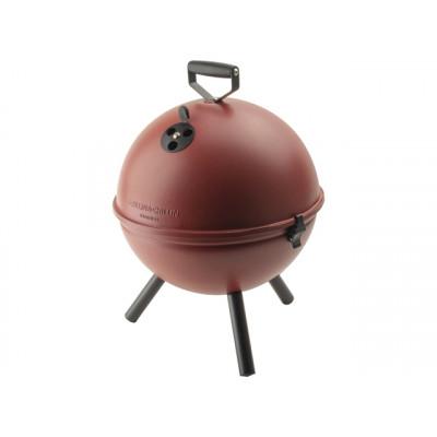 Holzkohle-Grillkugel ø 30,5 cm | Rot