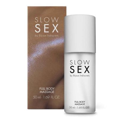 Ganzkörpermassage Langsamer Sex