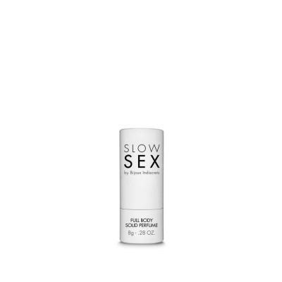 Voller Körper festes Parfüm Langsamer Sex