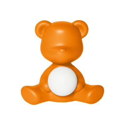 LED Lamp Teddy Girl | Orange