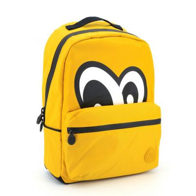 Eyes Backpack | Yellow