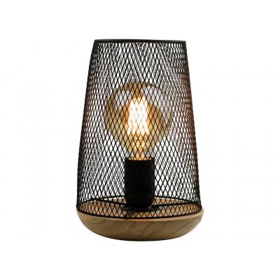 Table Lamp LED ø 14 x 22.5cm | Black