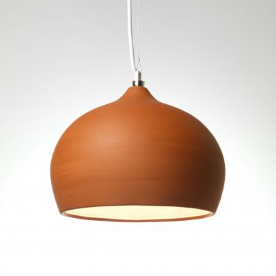 Medium Pendant Terracotta