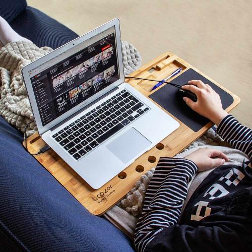 Laptop-Schreibtisch Lapzer