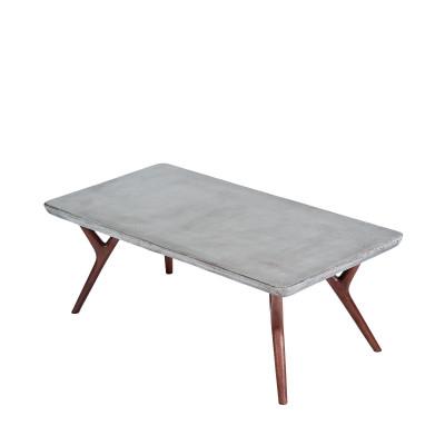 Tisch | Beton & Holz