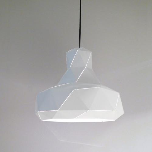 Helix Lampe   Weiß